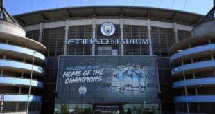 Liga Champions Manchester City
