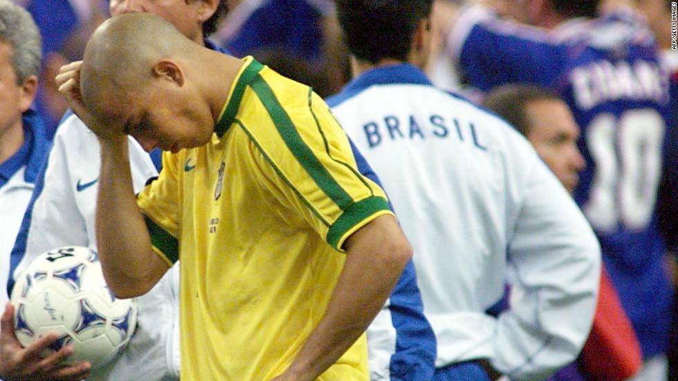 Misteri final Piala Dunia