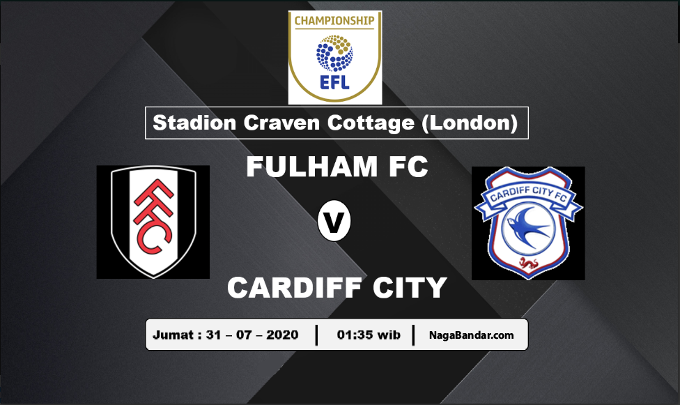 Prediksi Fulham Vs Cardiff City